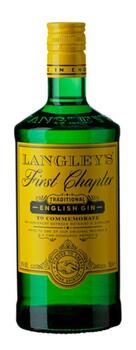 Langley's Gin, First Chapter