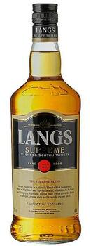 Langs Supreme, Blended Scotch Whisky