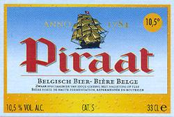 Piraat, Golden Ale, 75 cl