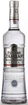 Russian Standard, Platinum Vodka