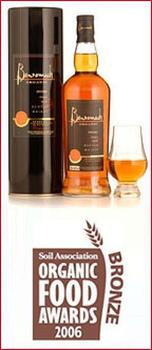Benromach Organic, Speyside Single Malt