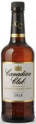 Canadian Club, Whisky
