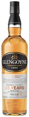 Glengoyne 15 Years Old, Highland Single Malt